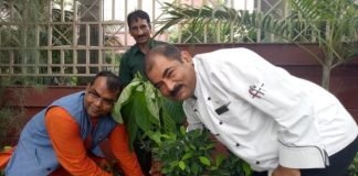 The Piccadily Hotel Lucknow organises the Plantation & Blood donation Drive