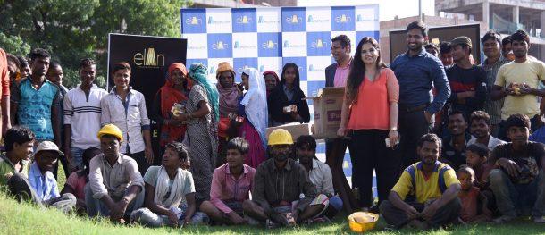 Elan Group organizes Free Health Checkup Camp
