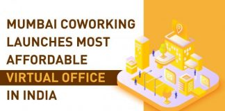 Mumbai Coworking Launches The Most Affordable Virtual office in India
