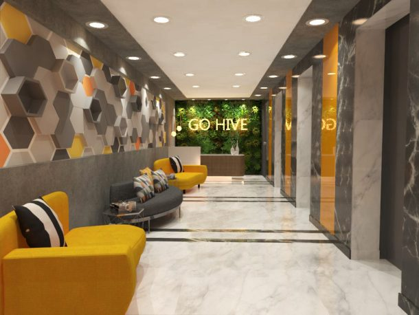 This Delhi-Based Co-Working Space targets startups, young enterprises and especially health-based startups