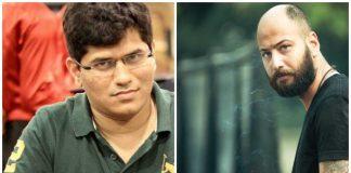 Left to Right: Pranav Khandelkar & Chandan Dilawar - The Spartan Poker Winners
