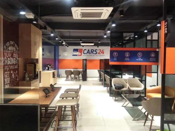 With the Launch of Its 100th Branch in Kolkata, Cars24 Set to Strengthens Its Foothold in India's Used Car Market