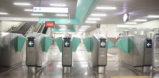 Aurion propioneers automated fare collection (AFC) system in Noida metro project – a Big Step in Smart Transportation and Smart Mobility in India