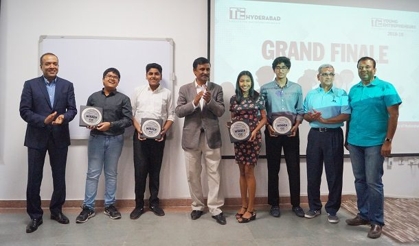 """Carbonation wins the 8th edition of """"TiE Young Entrepreneurs"""" Innovation Challenge"""