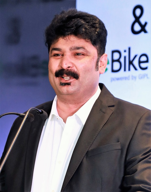 Dr. Irfan Khan, Founder & Director of eBike - India's first ever platform offering electronic mode of transportation services.