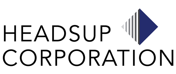 Headsup Corporation Logo