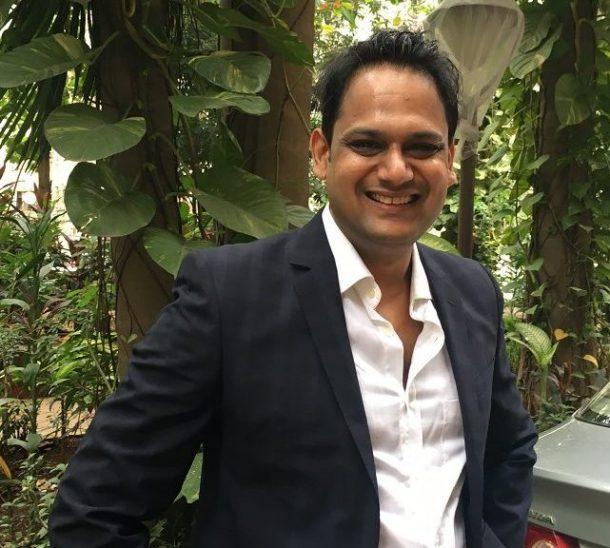 Pawas Goyal, Founder & Director - MyFundBucket