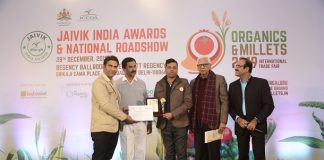 Pratibha Syntex receives Jaivik India Award for its Direct Farmer Linkage