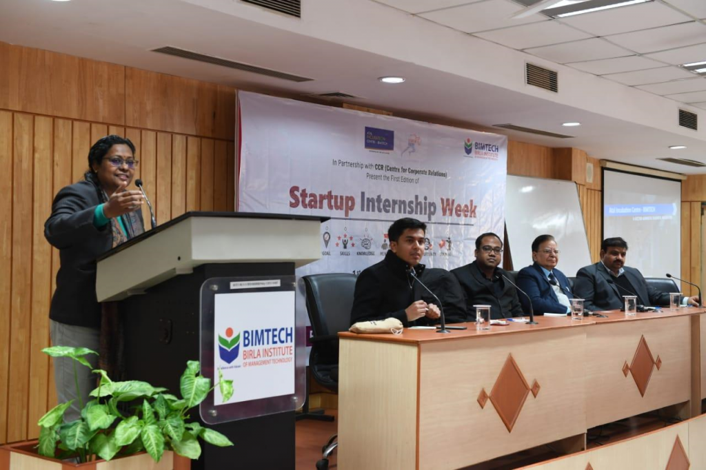 Startup Buddy and BIMTECH on Road to Encourage Students to Join Startups