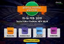Startup Manthan Grand Finale to be organised on 15th & 16th Feb 2019 at Talkatora Stadium, New Delhi