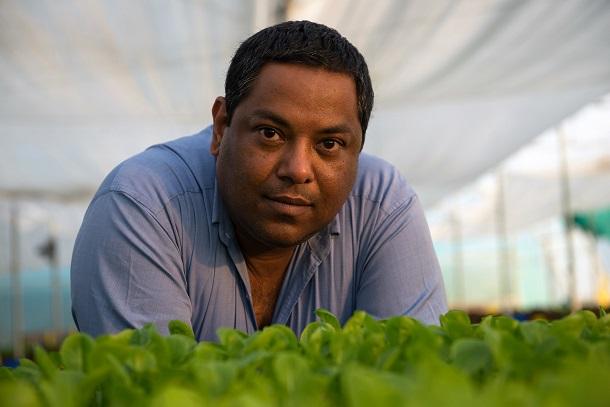 Anubhav Das - Founder, Red Otter Farms