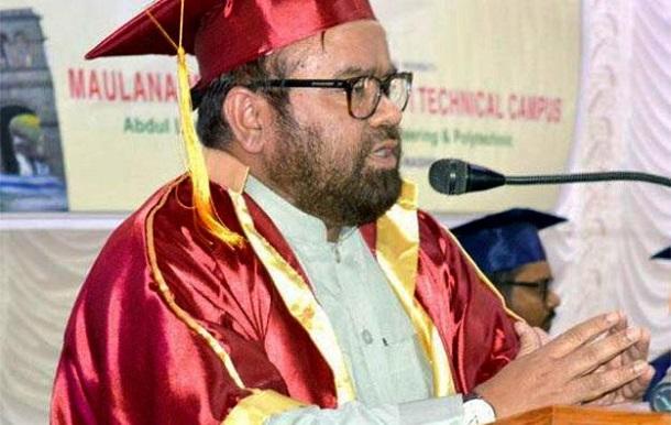 Arshad Mukhtar, Chairman JMES