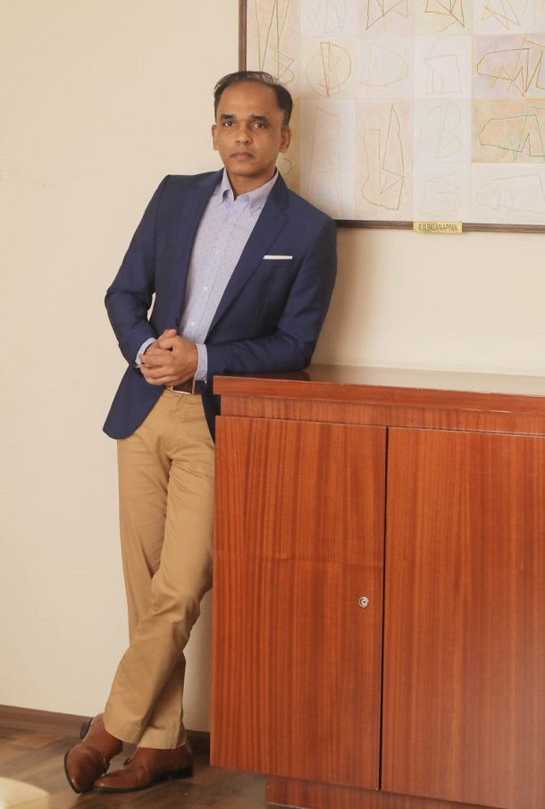 Dinesh Menon, Chief Marketing Officer, SBI