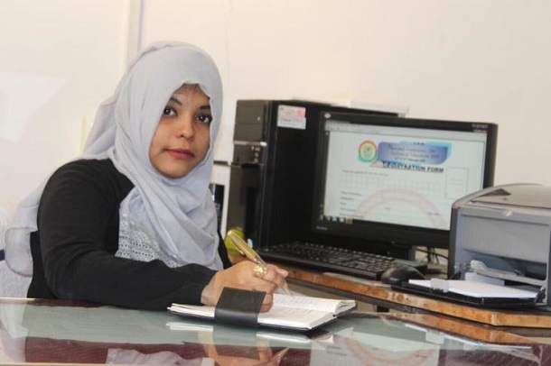 Dr. Munnazza Afreen, Chief Convener & Head, Faculty Training & Development - JMES