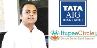 P2P Lending Marketplace 'RupeeCircle' Ties Up with Tata AIG General Insurance Company Limited to Insure Investments