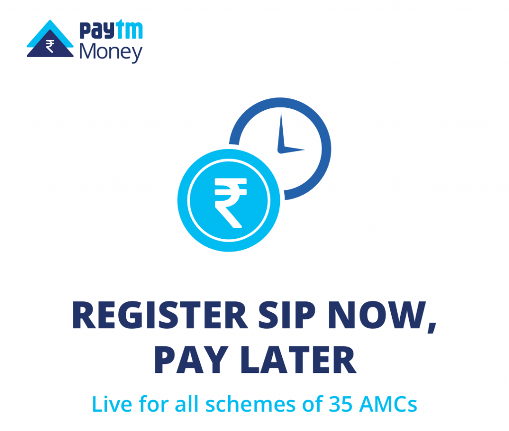 Paytm Money introduces Pay Later Feature for Mutual Fund Investments