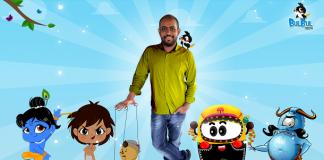Prakash Dantaluri - Founder of Bulbulapps