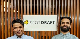 Unicorn founders back Legal tech startup SpotDraft raises $1.5 million in pre series A round funding led by Binny Bansal backed 021 Capital