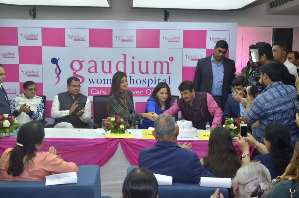 India's first women hospital, Gaudium Women Hospital was inaugurated on 8th March 2019 i.e International Women's Day in Janakpuri, New Delhi