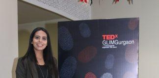 Miss Deaf Asia 2018 Nishtha Dudeja speaks at 2nd edition of TEDxGLIMGurgaon
