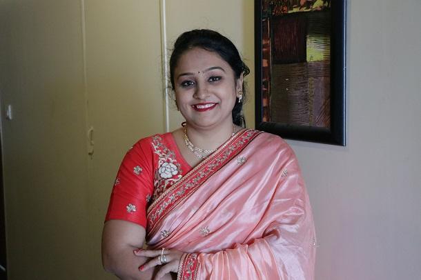 Mrs. Supriya Sampath - Founder of Ketan Diamonds