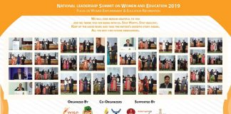 Women Innovation and Entrepreneurship Foundation (WIFE) Held the Second Edition of National Leadership Summit on Women and Education and Indian Women Excellence and Leadership Awards