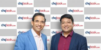 Harsha Bhogle invests in FinTech Startup ChqBook.com