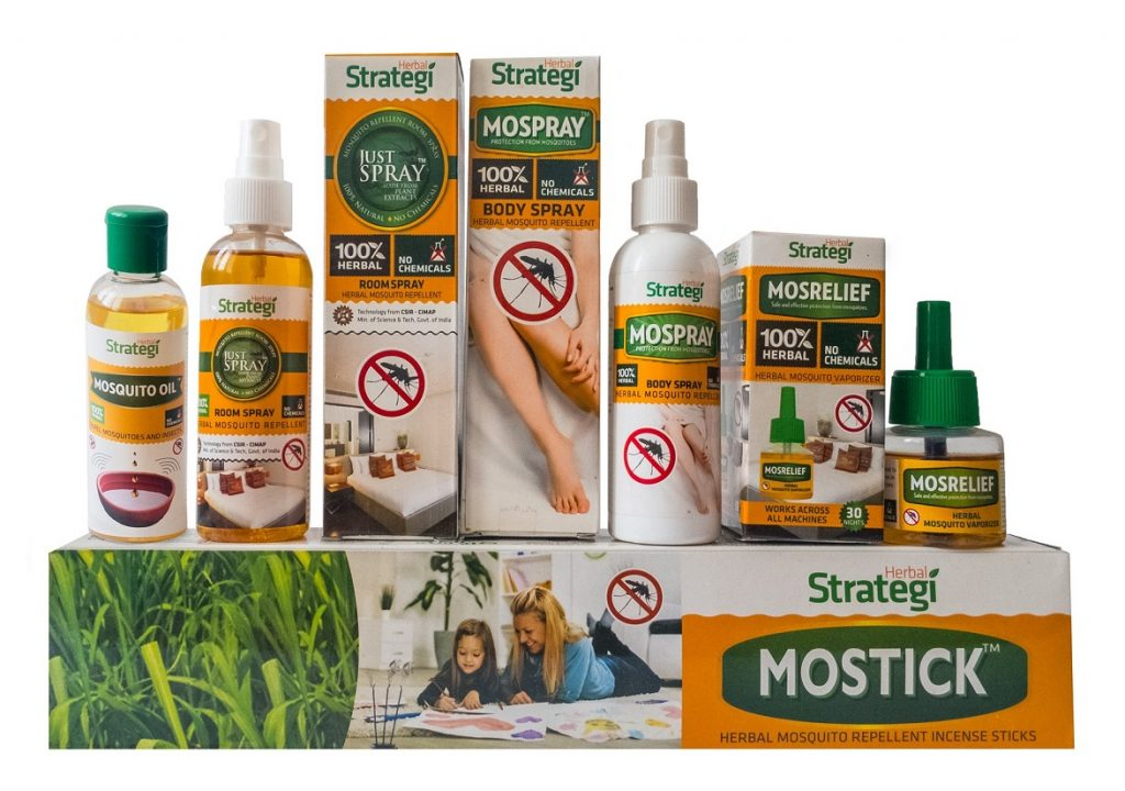 Herbal Mosquito Range