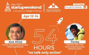 Judges - 'Techstars Startup Weekend Delhi' From 12 - 14th April 2019 at Supreme Cowork, Delhi
