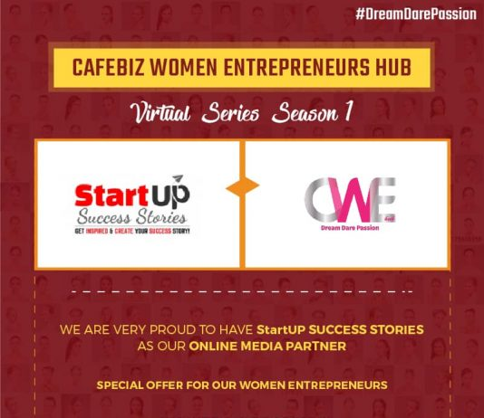 Roller Coaster Challenge for Women Entrepreneurs - An Yearlong Virtual Series-1 & Global India Campaign by CWEHub