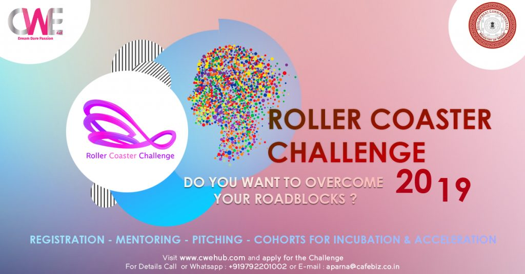Roller Coster Challenge 2019