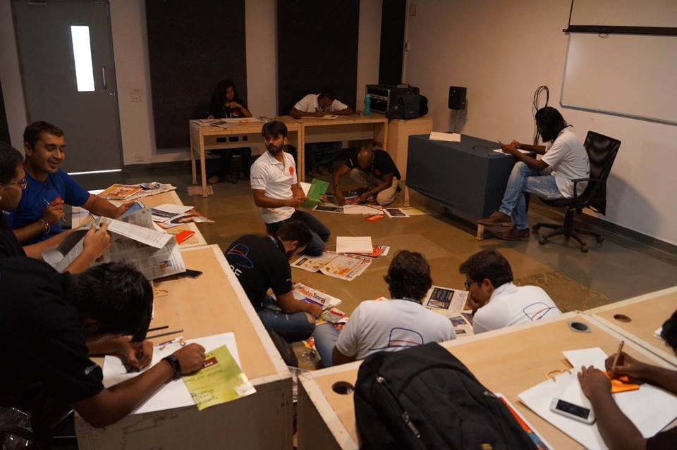 The Only Institute in India Teaching Branding and Entrepreneurship with 80% Experiential Learning and 20% Classroom Interventions
