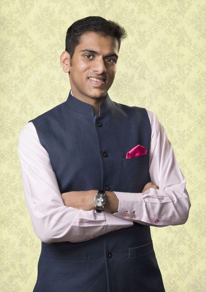 Arjun Vaidya - CEO of Dr. Vaidya's (Herboloab India Pvt. Ltd.)