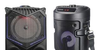 Detel launches new Party Outdoor Bluetooth Speakers