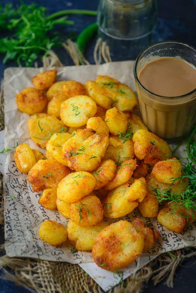 Recipe Pic - Aloo Tuk