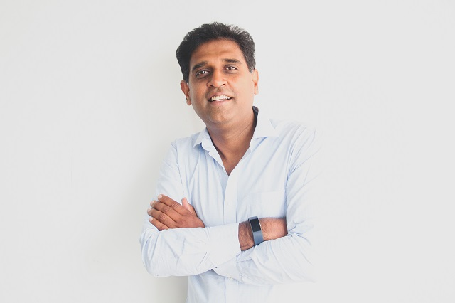 Suresh Rangarajan K - Founder and CEO of Colive