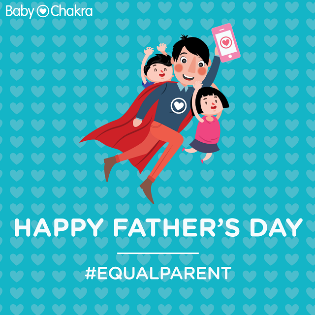 EqualParent emerges in India - Survey by Startup- BabyChakra