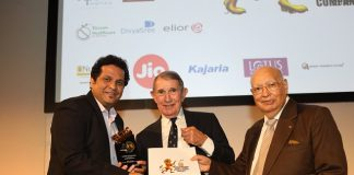 Ganesh Somwanshi bags coveted India's Transformational Leader award in London