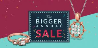 It's raining discounts as Candere's Annual Flash Sale goes live; prices start from as low as Rs. 3000