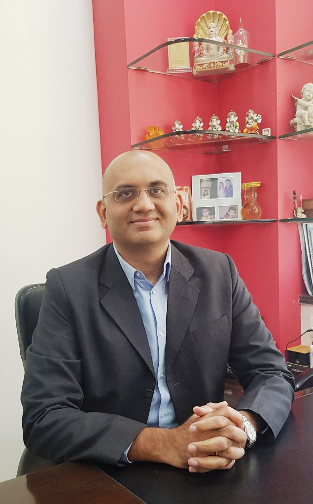 Jaydev V. Sanghavi, Executive Director, Aarvi Encon Limited