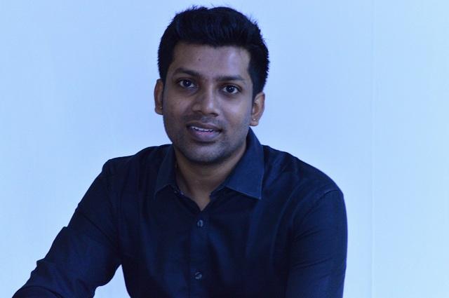 Mr. Nishant Choudhary, AVP- Sales and Marketing, Staunch