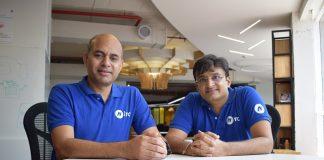 NiYO co-founders Virender Bisht and Vinay Bagri