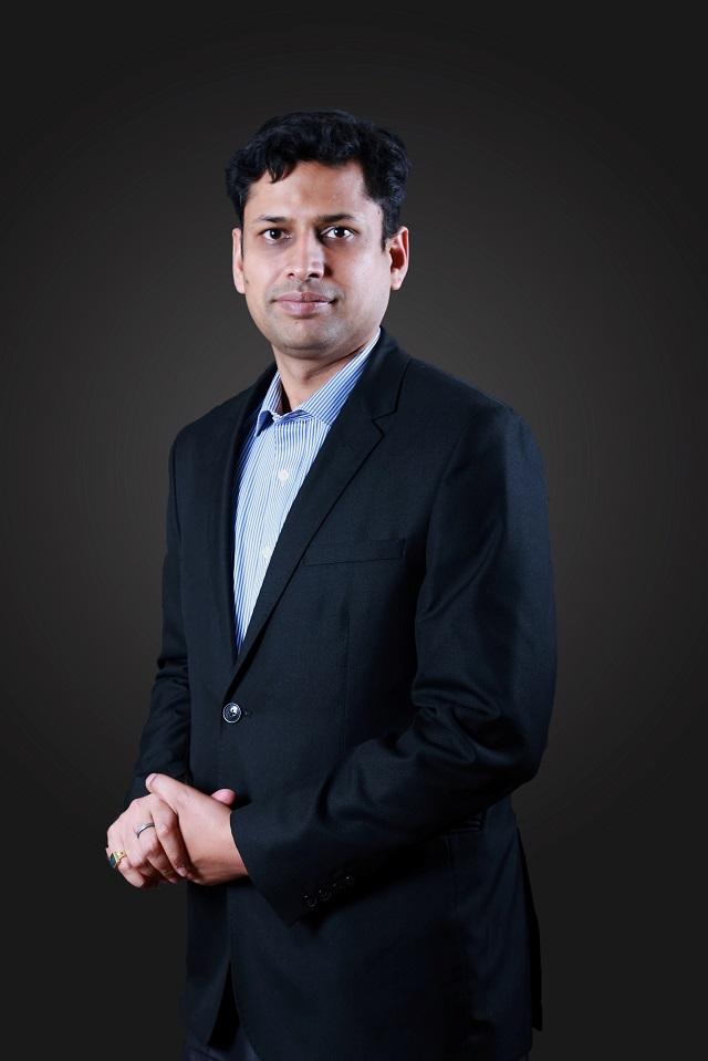 Rahul Garg, Founder & CEO, Moglix