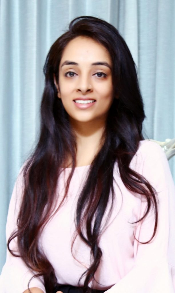 Saania Singh, Co-founder
