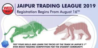 JAIPUR TRADING LEAGUE 2019
