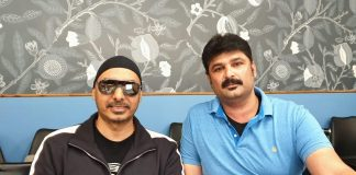L to R Sukhbir Singh (Angel Investor), Dr Irfan Khan (Founder and CEO, eBikeGo)