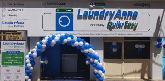 LaundryAnna powered by QuikrEasy - Store
