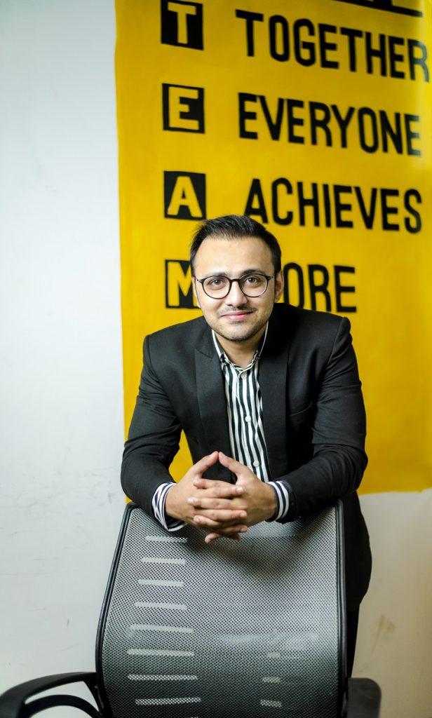 Mr. Shaad Rehman, CEO & Founder, Phixman