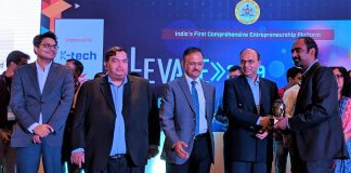NASSCOM-incubated IamHere wins Elevate 2019 for using technology to create social impact