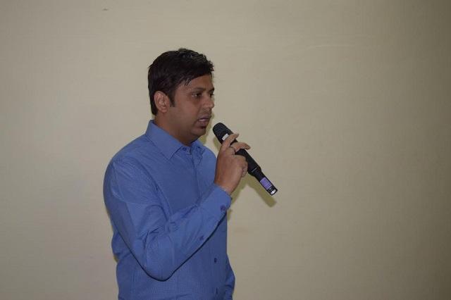 Nikhilesh Tayal - Founder & CEO, Vidsaga